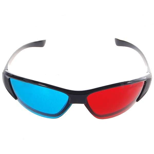 Model 61 - 3D okuliare ANAGLYPHIC červeno-modré aa280b3b228